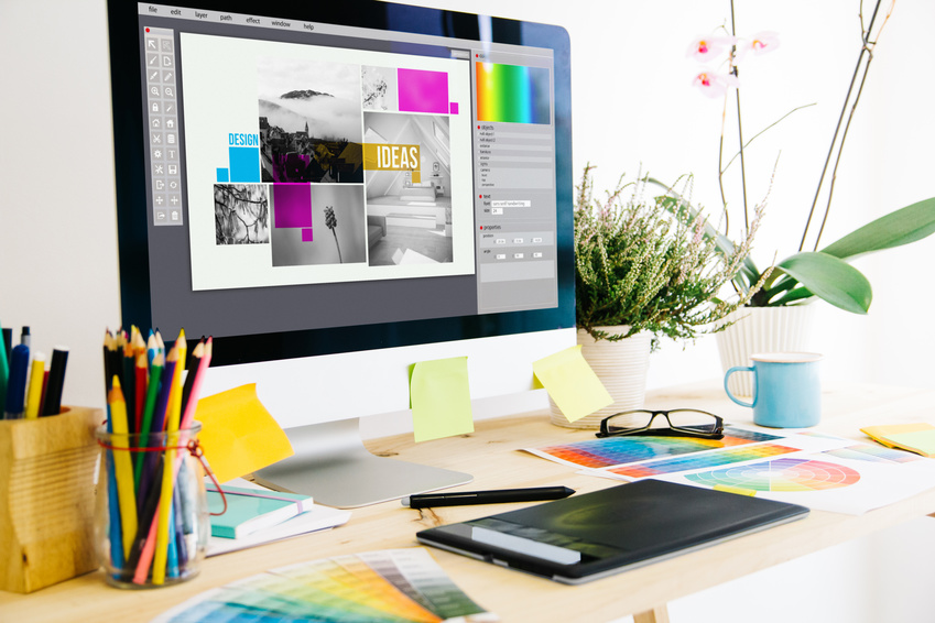 The Right Color Scheme Can Help You Create Great Visual Content